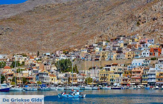 Kalymnos stad